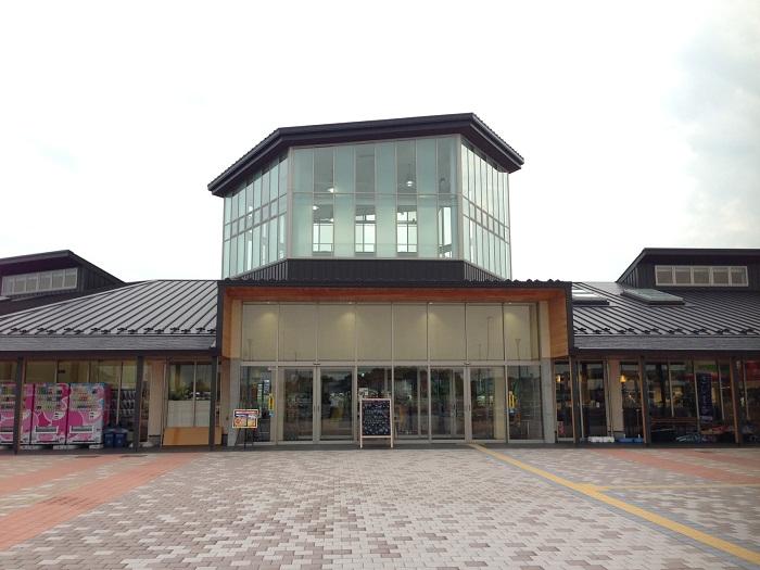 ☆新年 道の駅外観.JPG